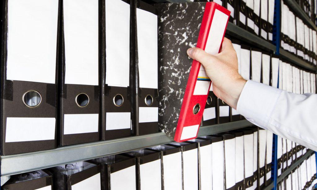Ako efektívne skladovať a archivovať dokumenty v kancelárii