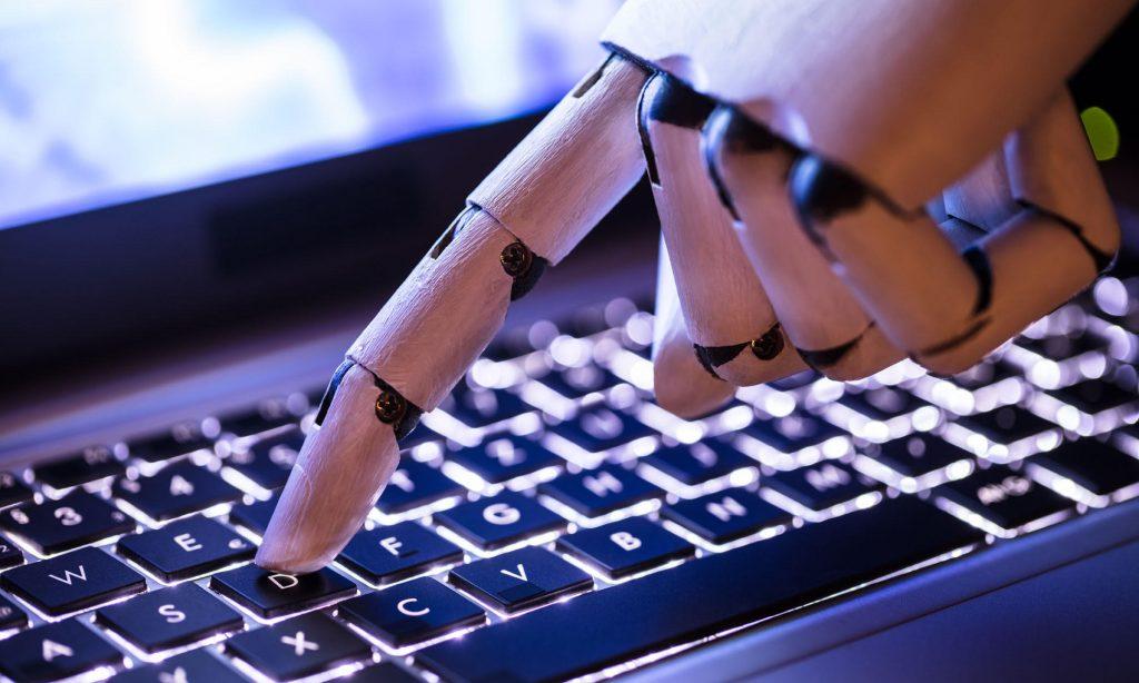 Roboty uľahčia aj prácu v kancelárii