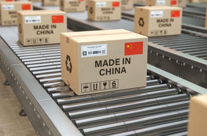 Ako je to s dopravou tovaru z Číny