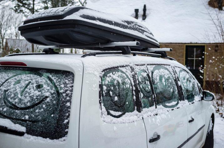 Prevážate často v aute väčšie náklady? Kúpte si strešný box